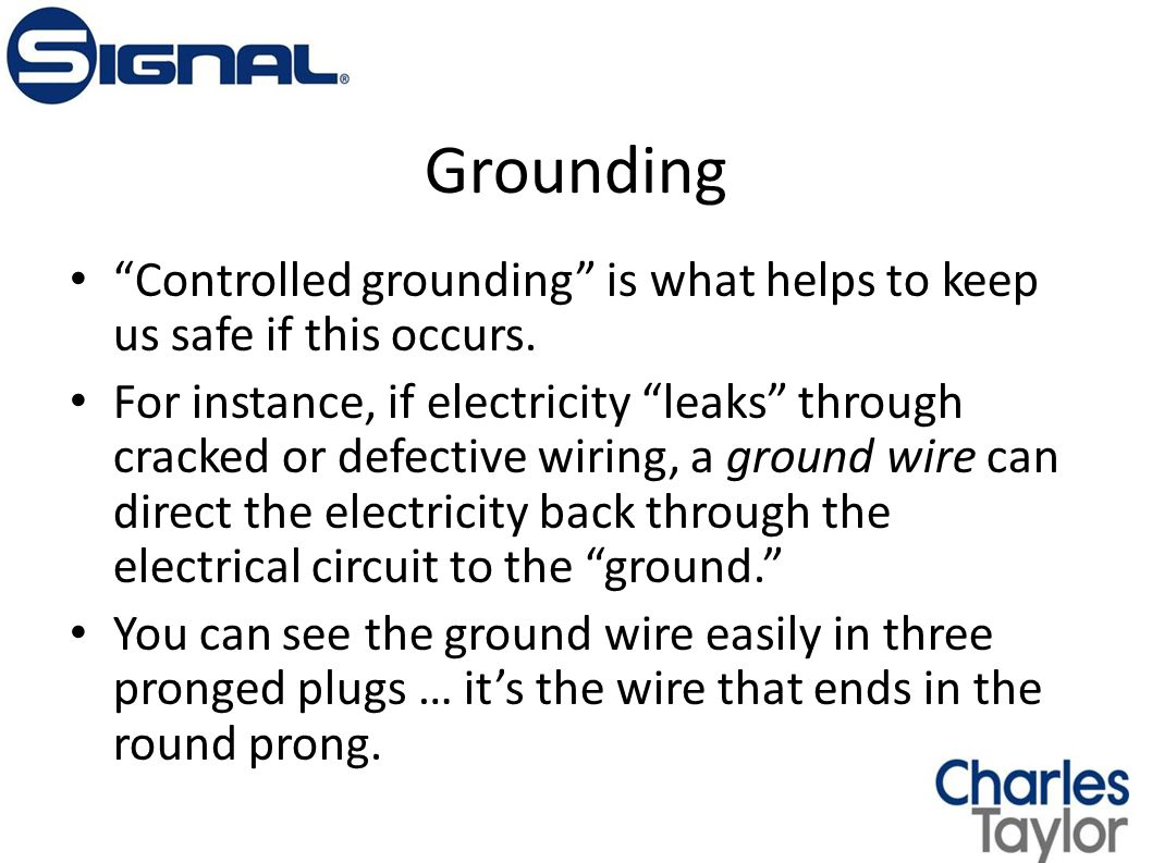 Electrical Safety in the Workplace - ppt video online download