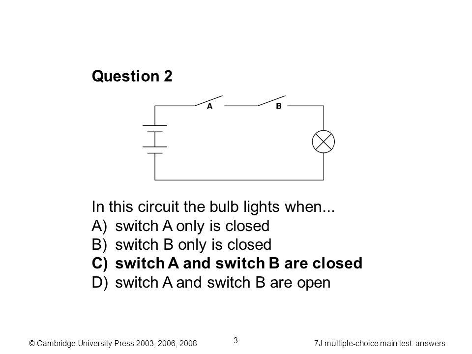 Circuit Diagram Test Questions Ex&le Electrical Wiring Diagram \\u2022 Residential Electrical Wiring Diagrams Electrical Circuit Diagram Test