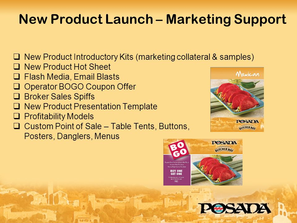 New Product Launch Presentation - ppt video online download