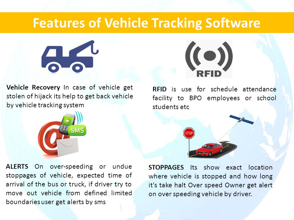 Vehicle Management And Tracking Software - ppt video online