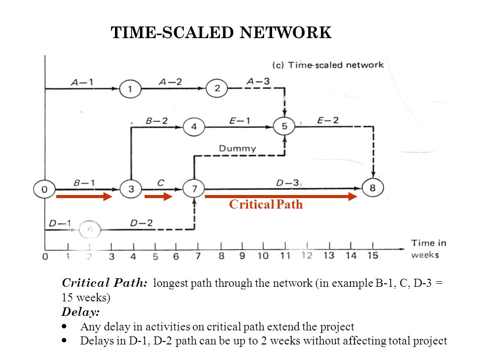 Time Scaled Network Diagram Schedule Wiring Diagram Electricity