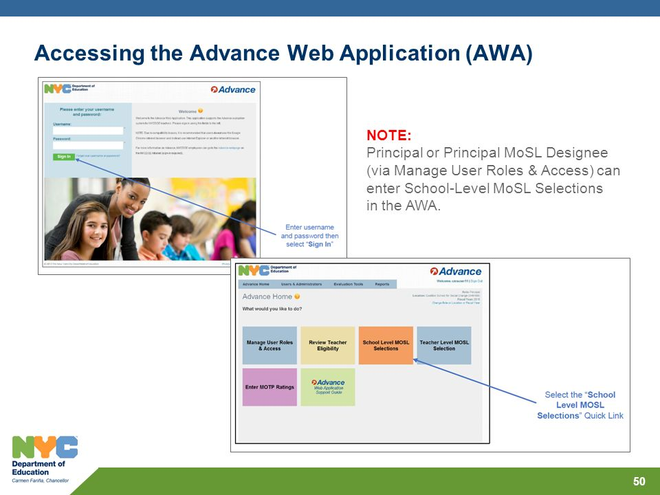 Advance Web Application
