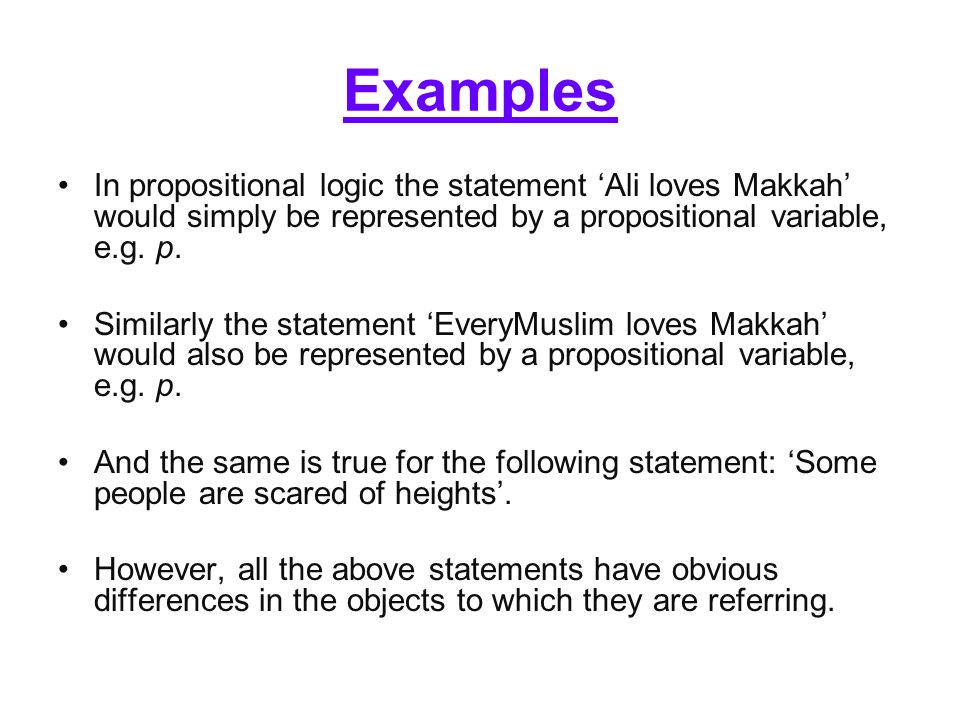An introduction to classical logic (propositional and predicate.