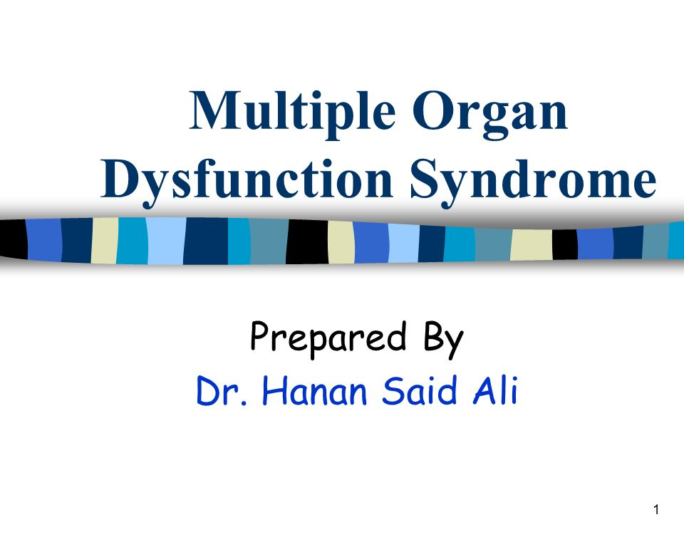 Shock, multiple organ dysfunction syndrome, and burns in adults.