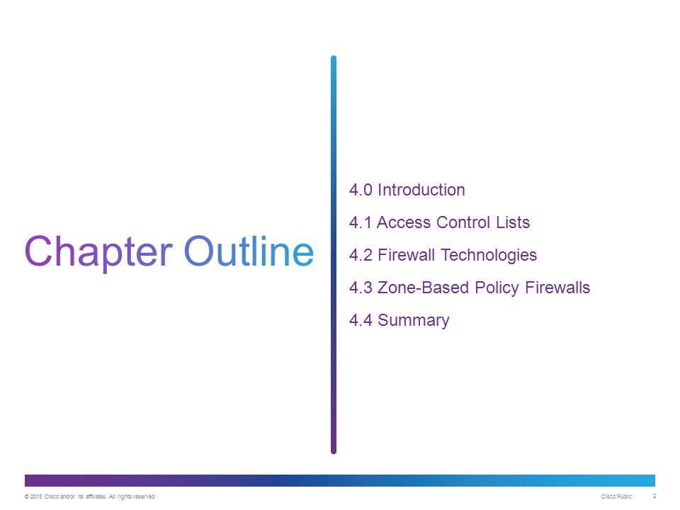 Chapter 4: Implementing Firewall Technologies - ppt video