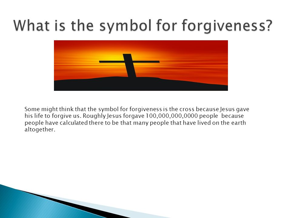 Forgiveness Is Not Free Ppt Video Online Download