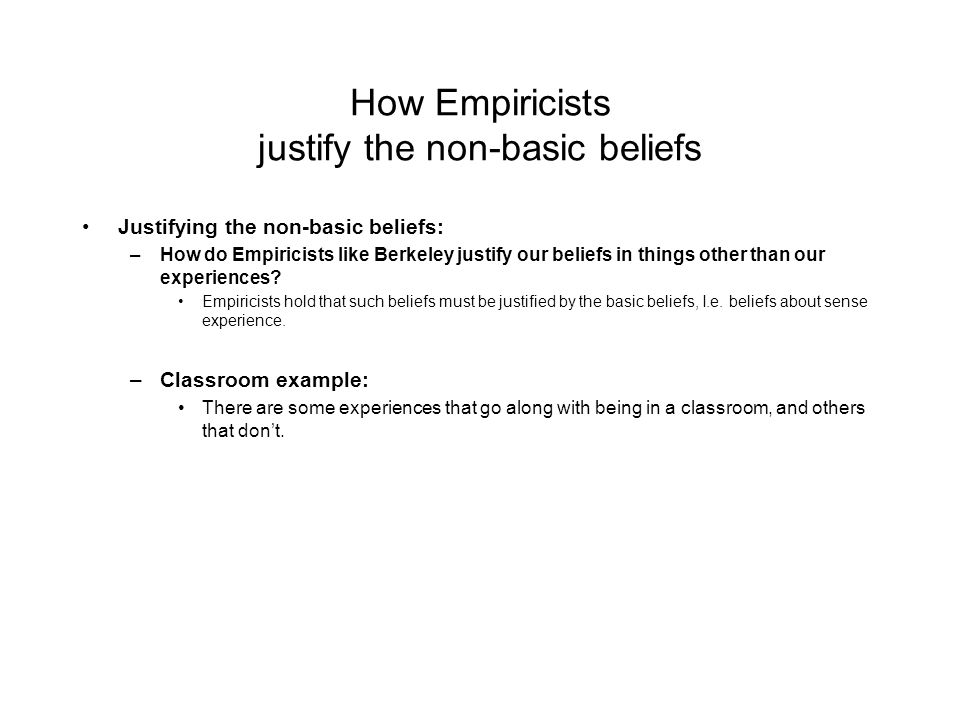 Introduction To Philosophy Lecture 10 Epistemology 3 Berkeley