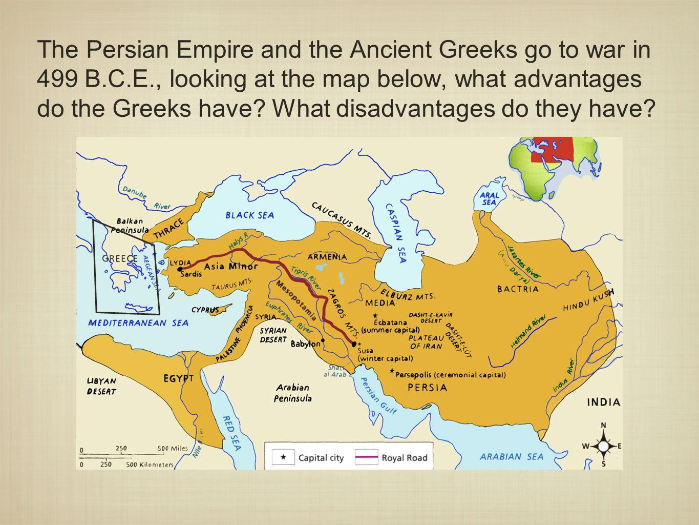 Ancient Greece Map Persian Empire.Ancient Greece Quick Review Do Now Ppt Download