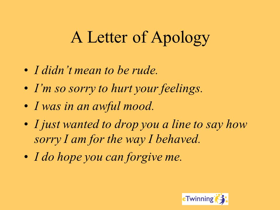 im sorry i hurt you letter