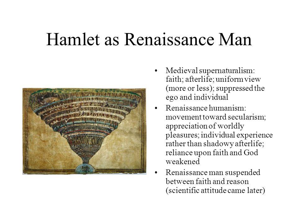 hamlet as a renaissance man