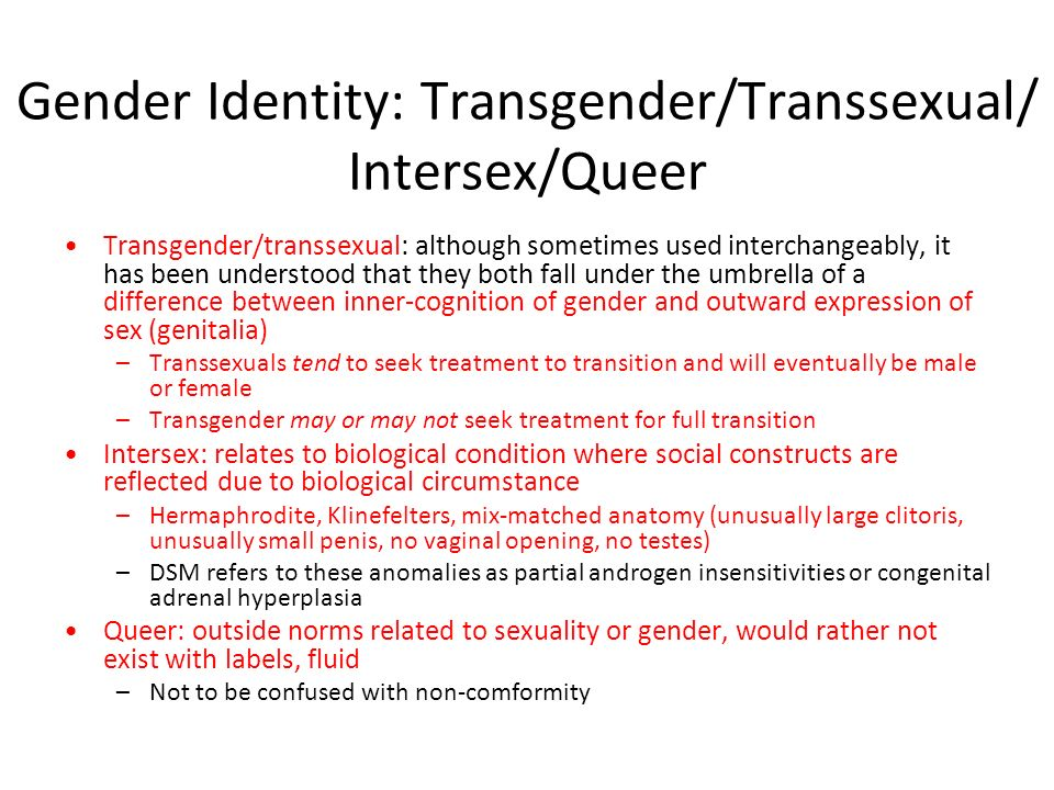 The difference between transgender and transsexual picture 85