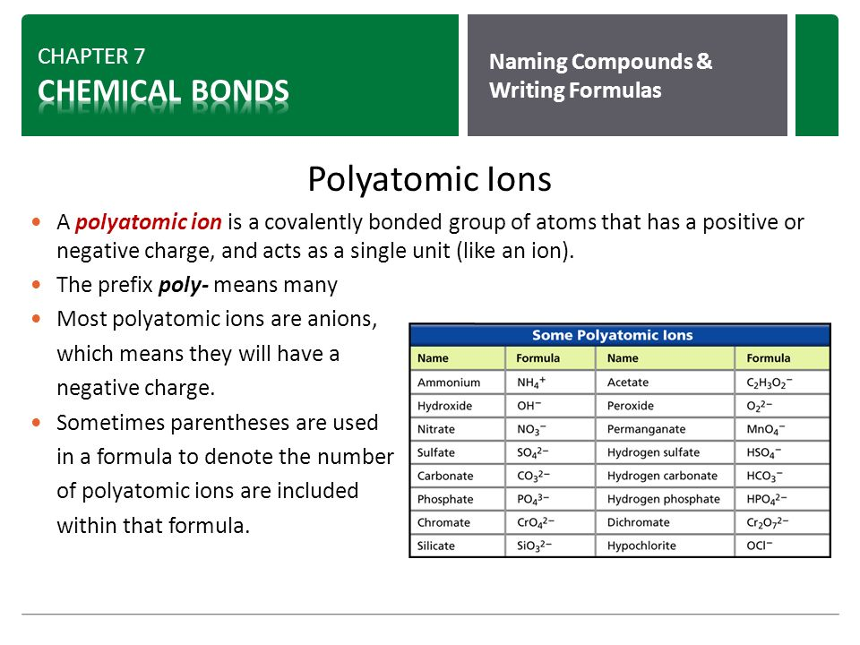 Chemical Bonds Chapter 7 8 Ppt Video Online Download