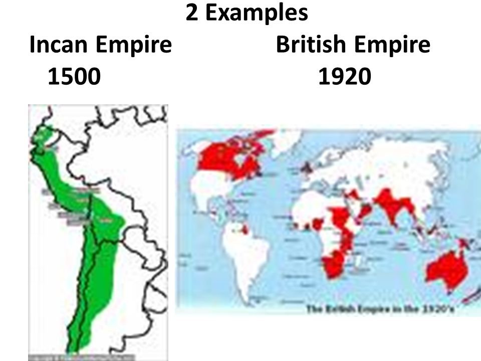 What Is An Empire A Large Territory Or Many Different Territories