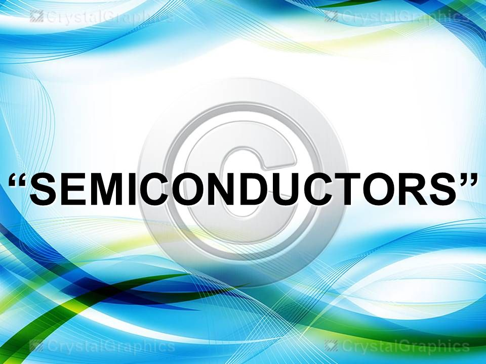 Semiconductor devices.