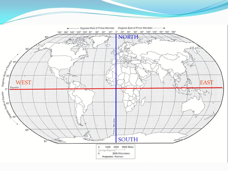 93+ World Map With Equator And Prime Meridian World Map With