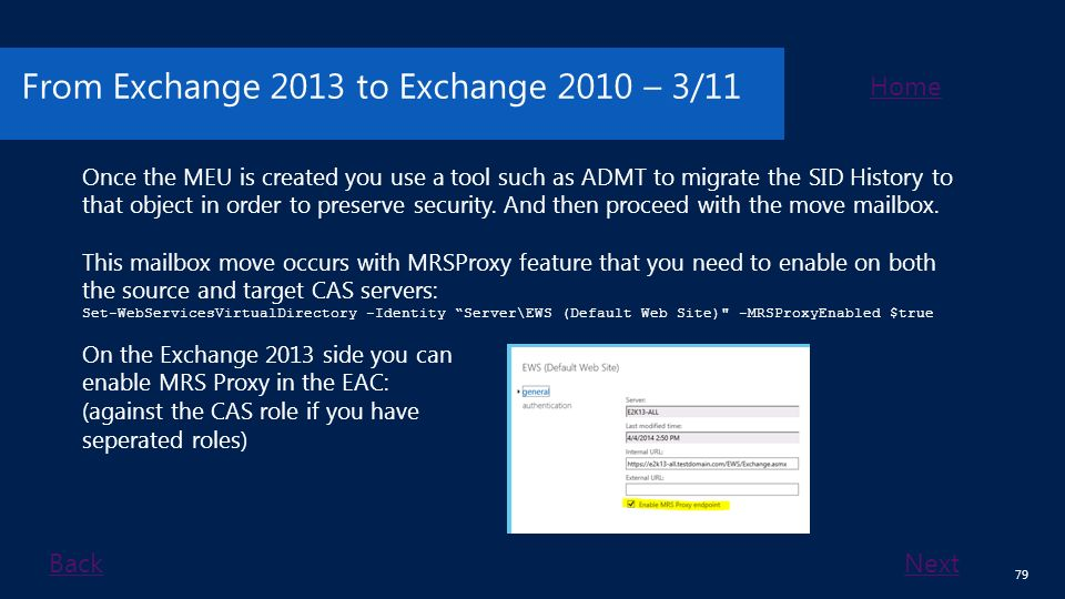 Exchange Server Move Mailboxes Guided Walkthrough Version ppt download