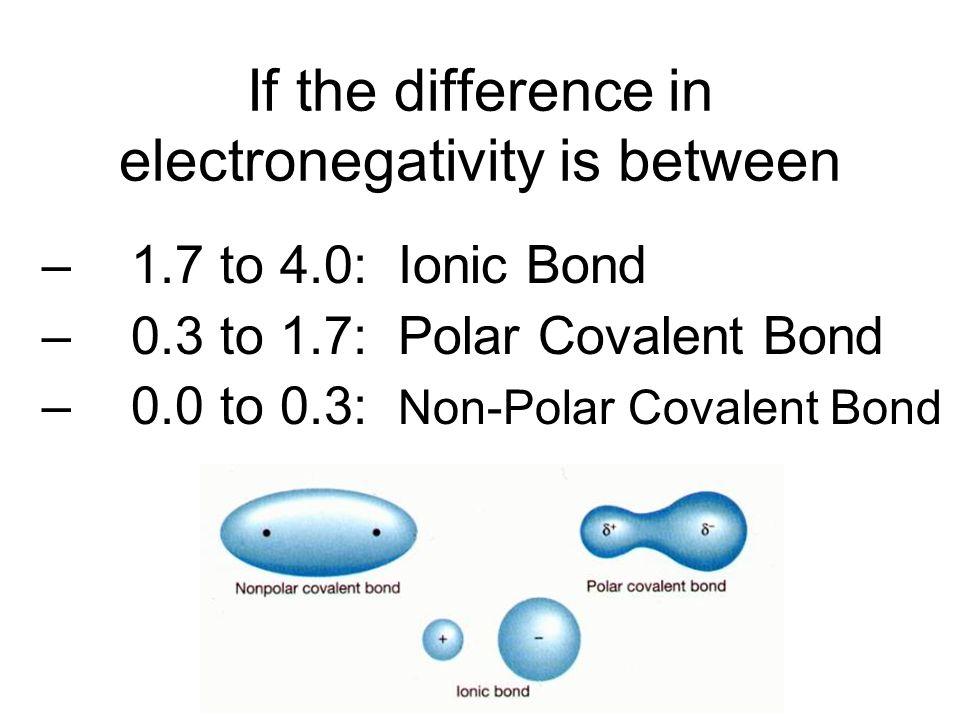 how to draw a polar bond