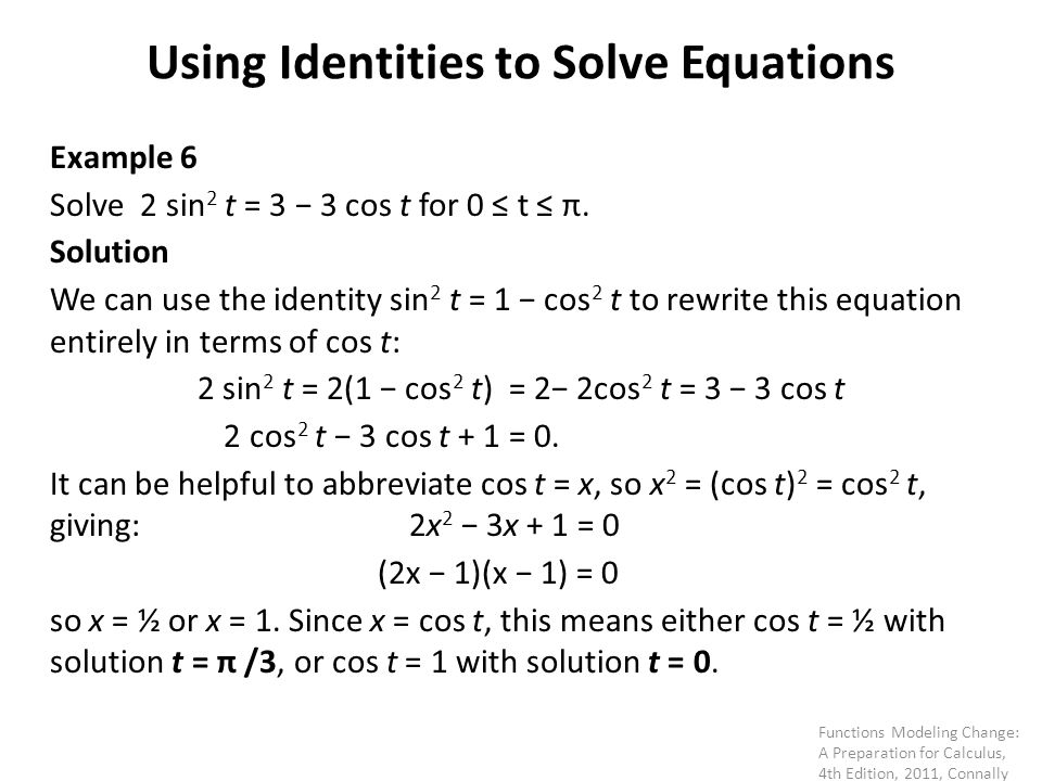 Identities Expressions And Equations Ppt Download