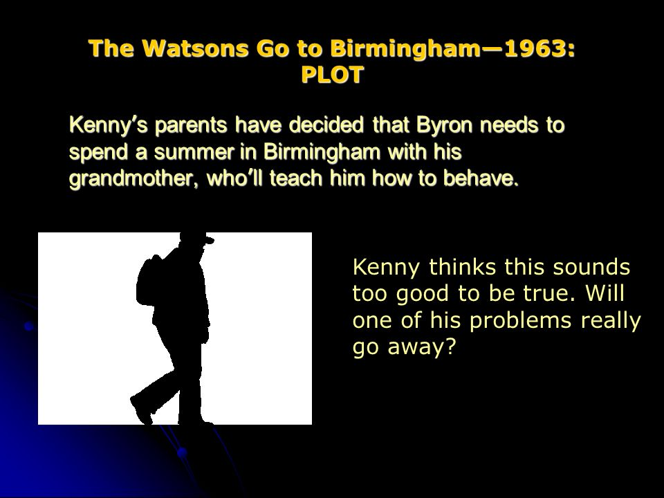 the watsons go to birmingham chapter 5