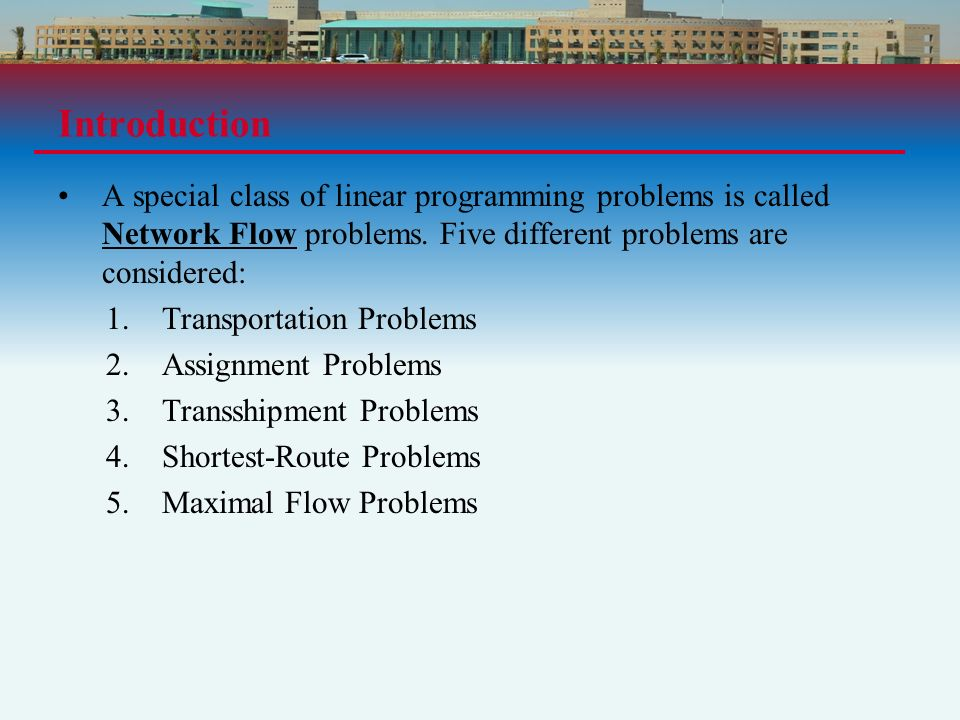 assignment problem in operational research