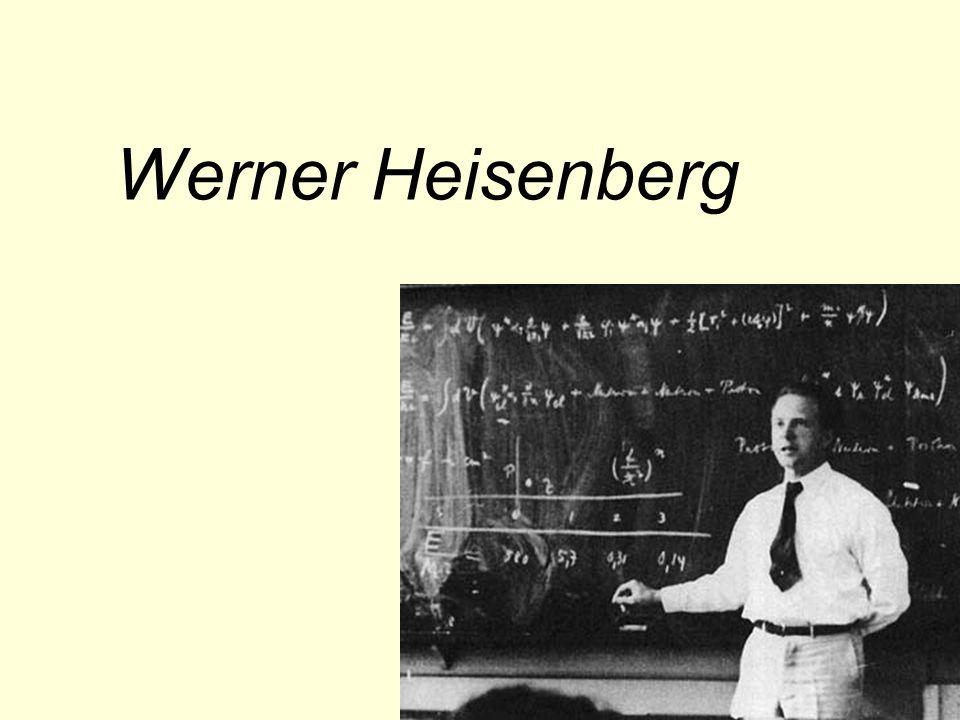 werner heisenberg ppt download