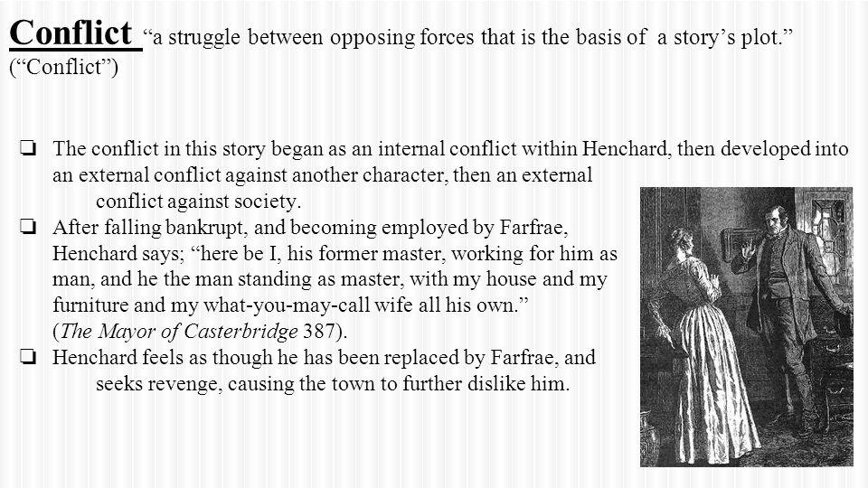 henchard character analysis