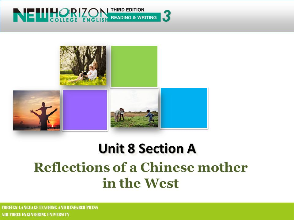 Reflections of a Chinese mother