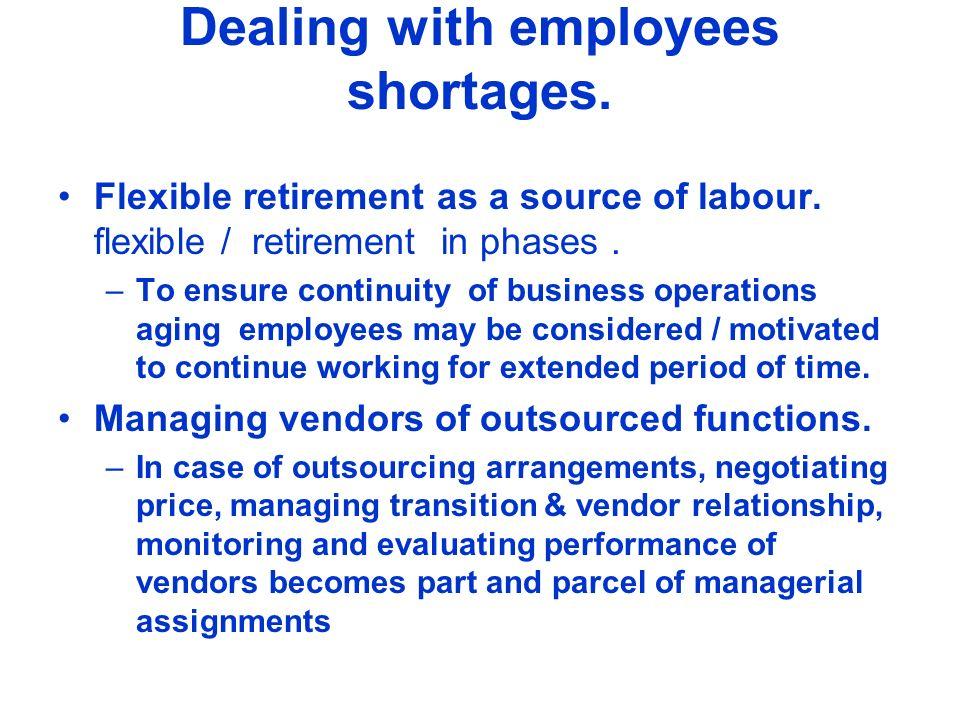 Strategy Implementation Workforce Utilization & Employment