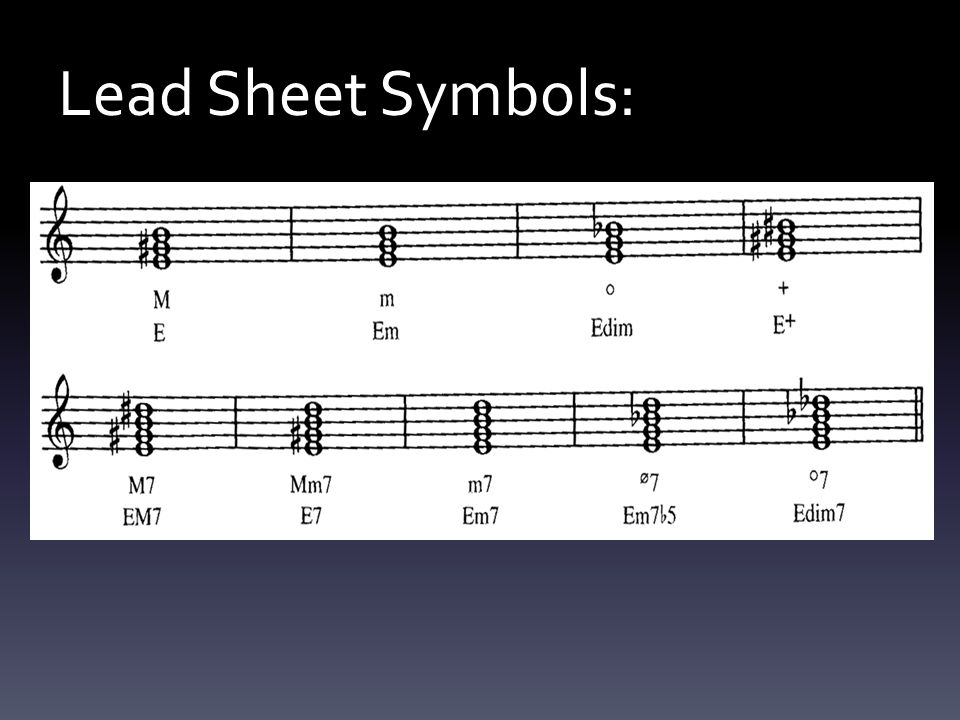 Introduction To Triads And Seventh Chords Ppt Video Online Download