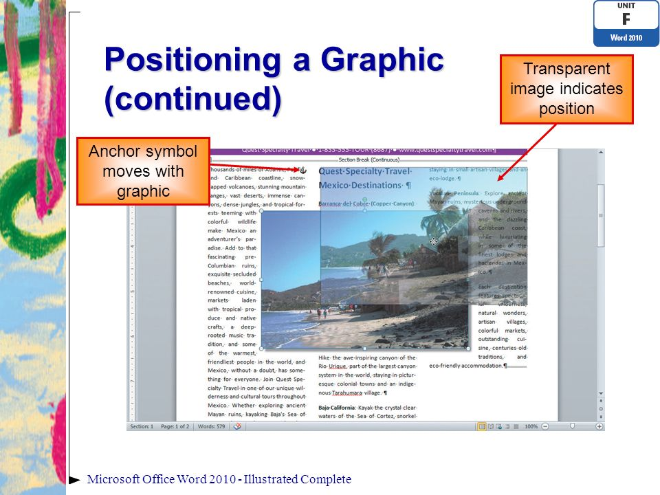 Microsoft Word Illustrated Ppt Video Online Download
