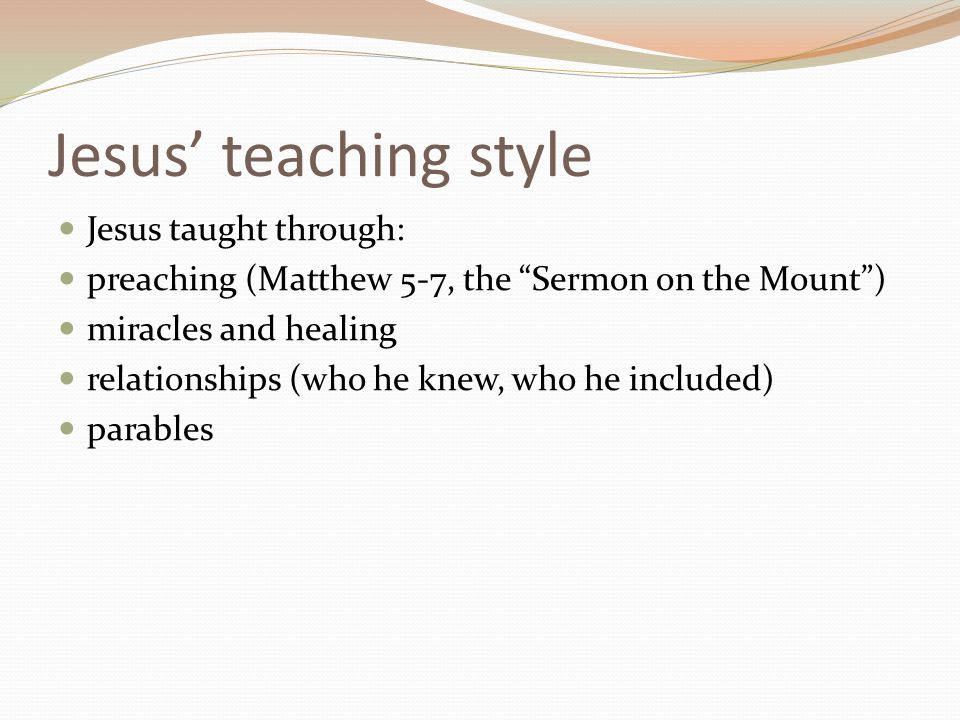 Called to Jesus: Parables - ppt video online download