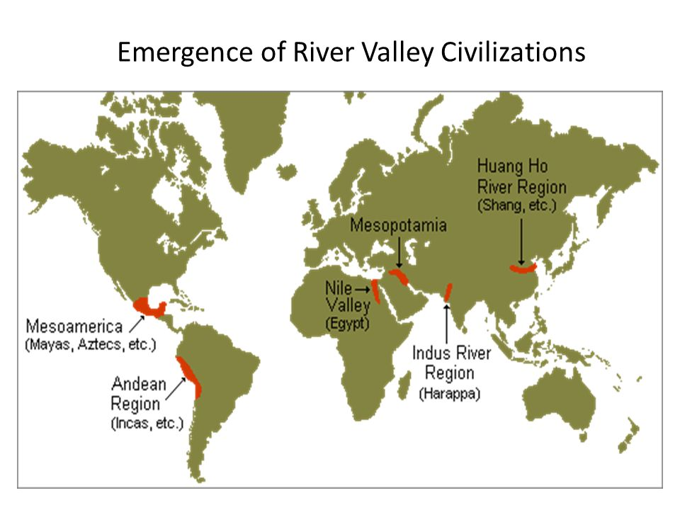 Indus River On A World Map.Indus River Valley Civilization Ppt Download