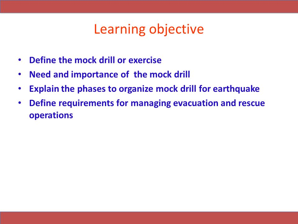 Enhancing Emergency Response Through Mock Drills - ppt video