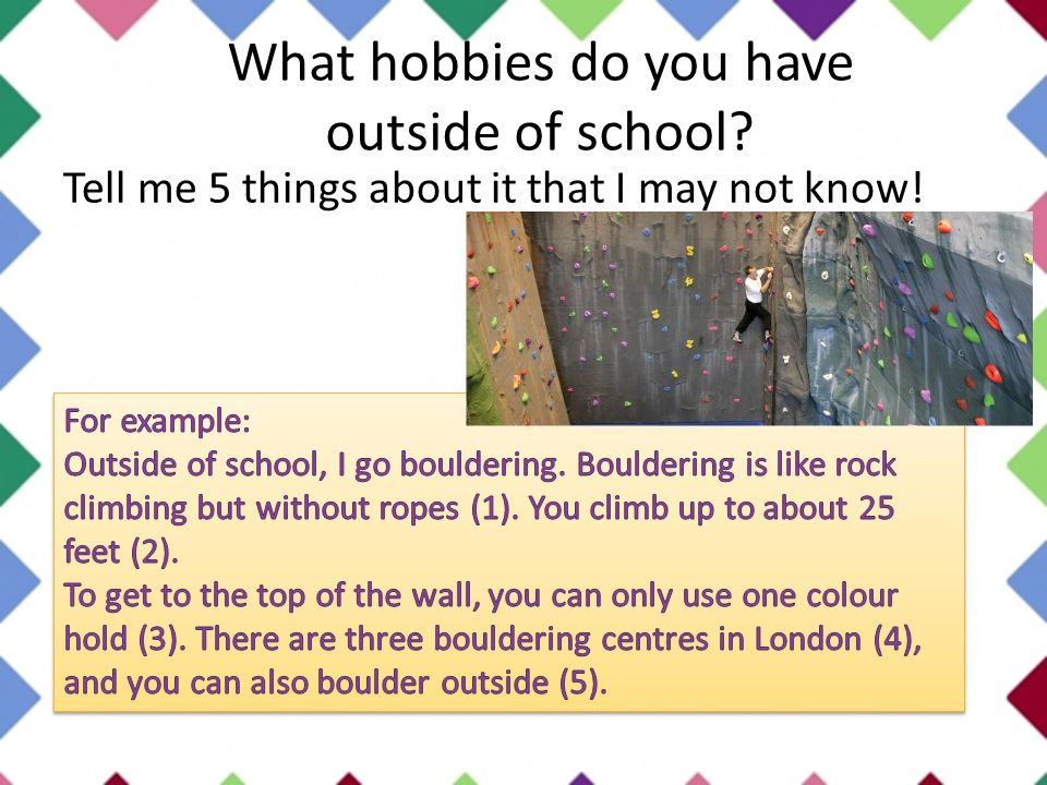 what hobbies are there