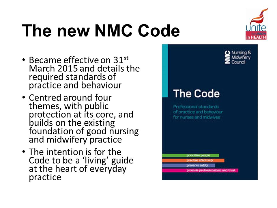 nmc code of conduct confidentiality