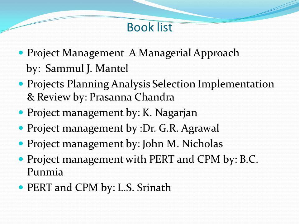 Projects by prasanna chandra pdf - WordPress.com