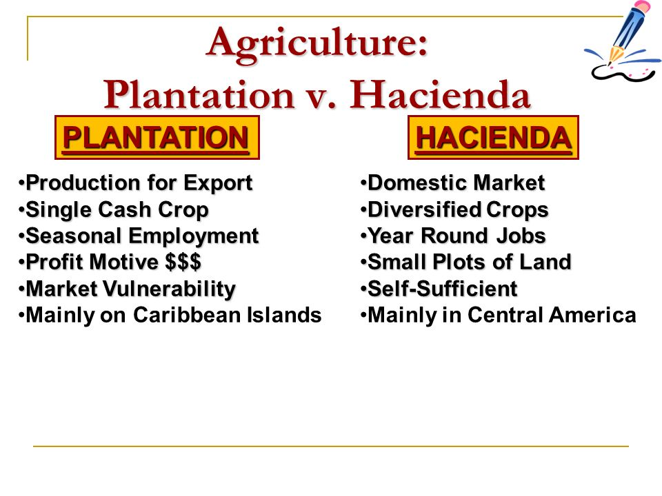 central america caribbean 3 agriculture
