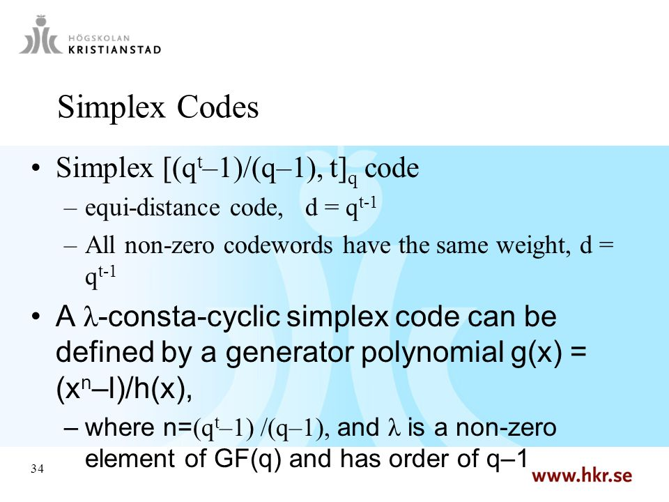 Some Computation Problems in Coding Theory - ppt video