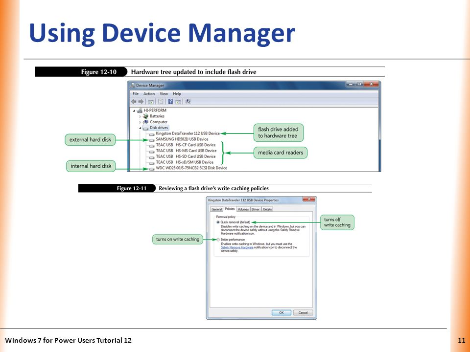 Tutorial 12 Managing Hardware and Networks - ppt download