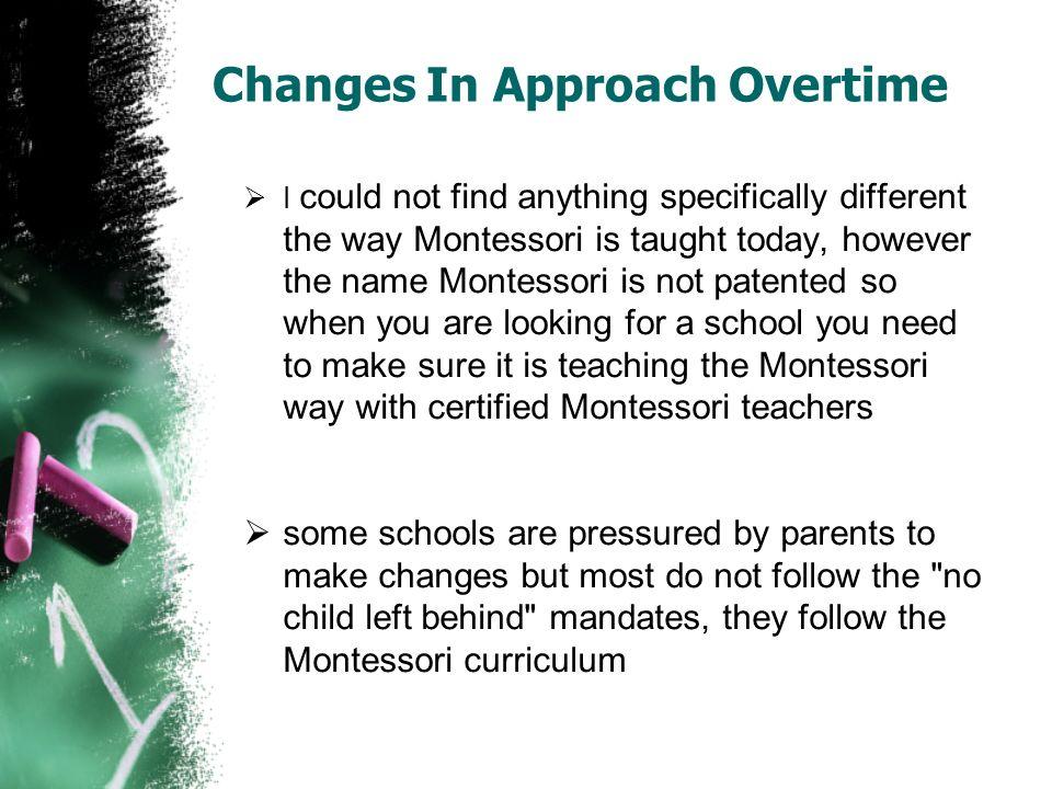 Montessori Education Method Ppt Video Online Download