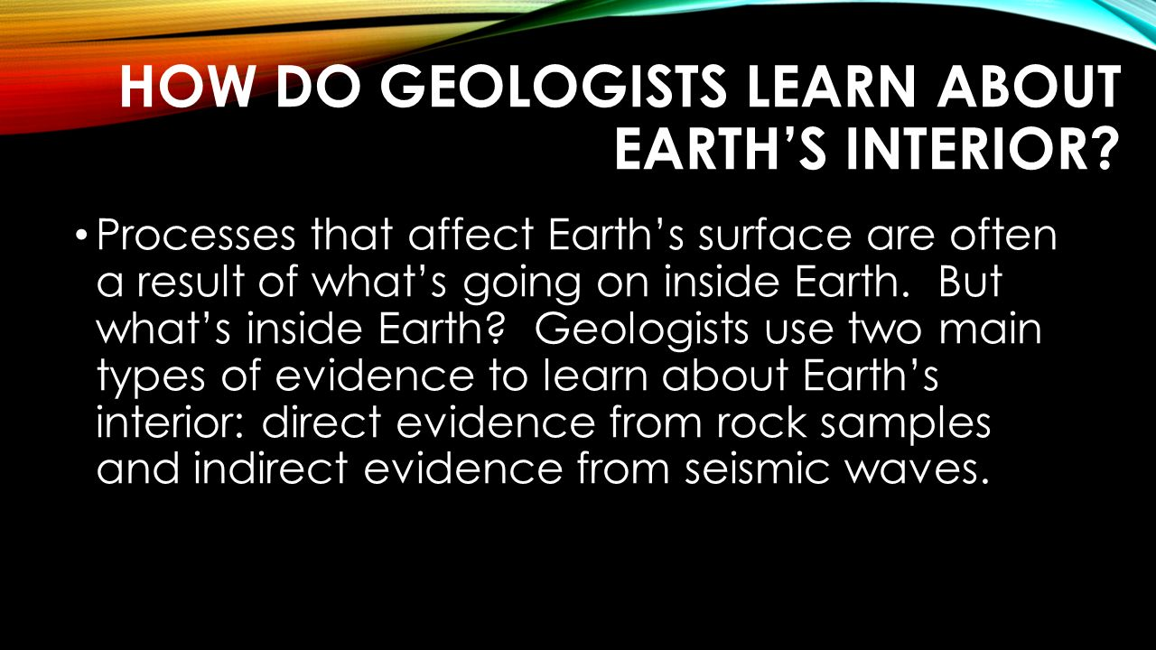 Earth and Space Science | Session 3 - Annenberg Learner