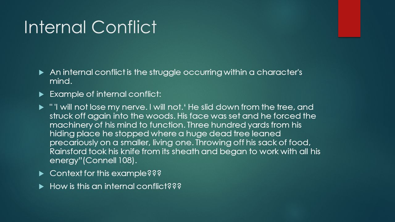 main conflict in the most dangerous game