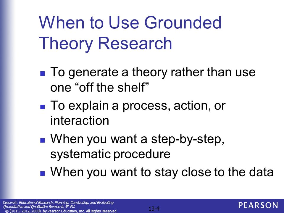 dissertation proposal using grounded theory Grounded theory by its very design is a conceptual framework situational analysis provides some structural concepts that, thanks to clarke (2005), now exist in the.