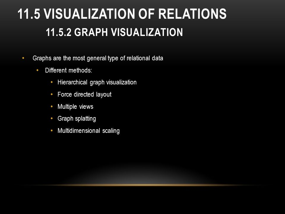 Chapter 11 Information Visualization - ppt video online download