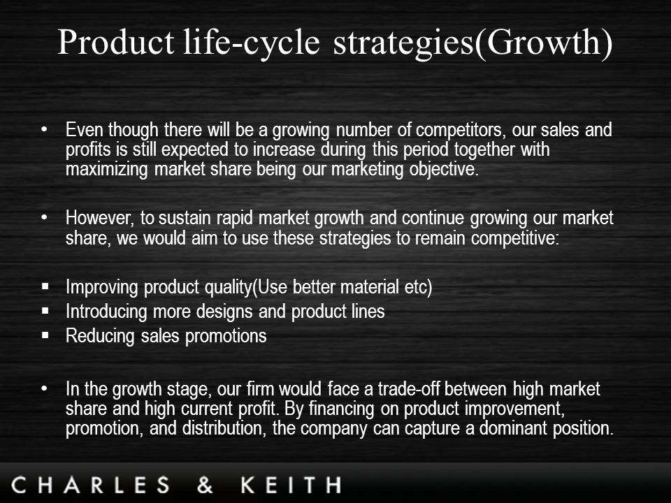 charles and keith marketing analysis