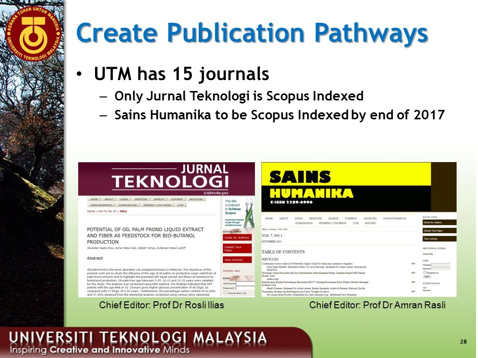 Best Practices and Strategies to Achieve Scopus Publication