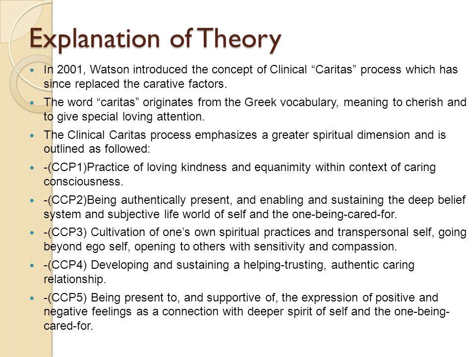carative factors