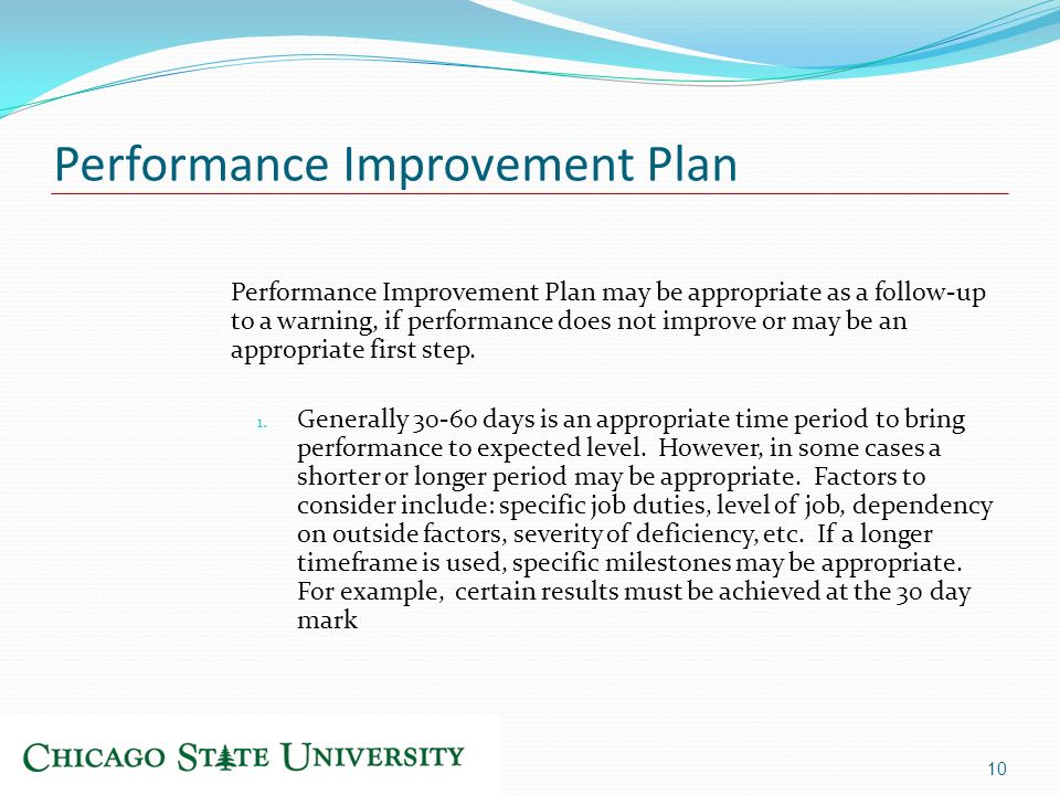 Performance Improvement Process - ppt video online download