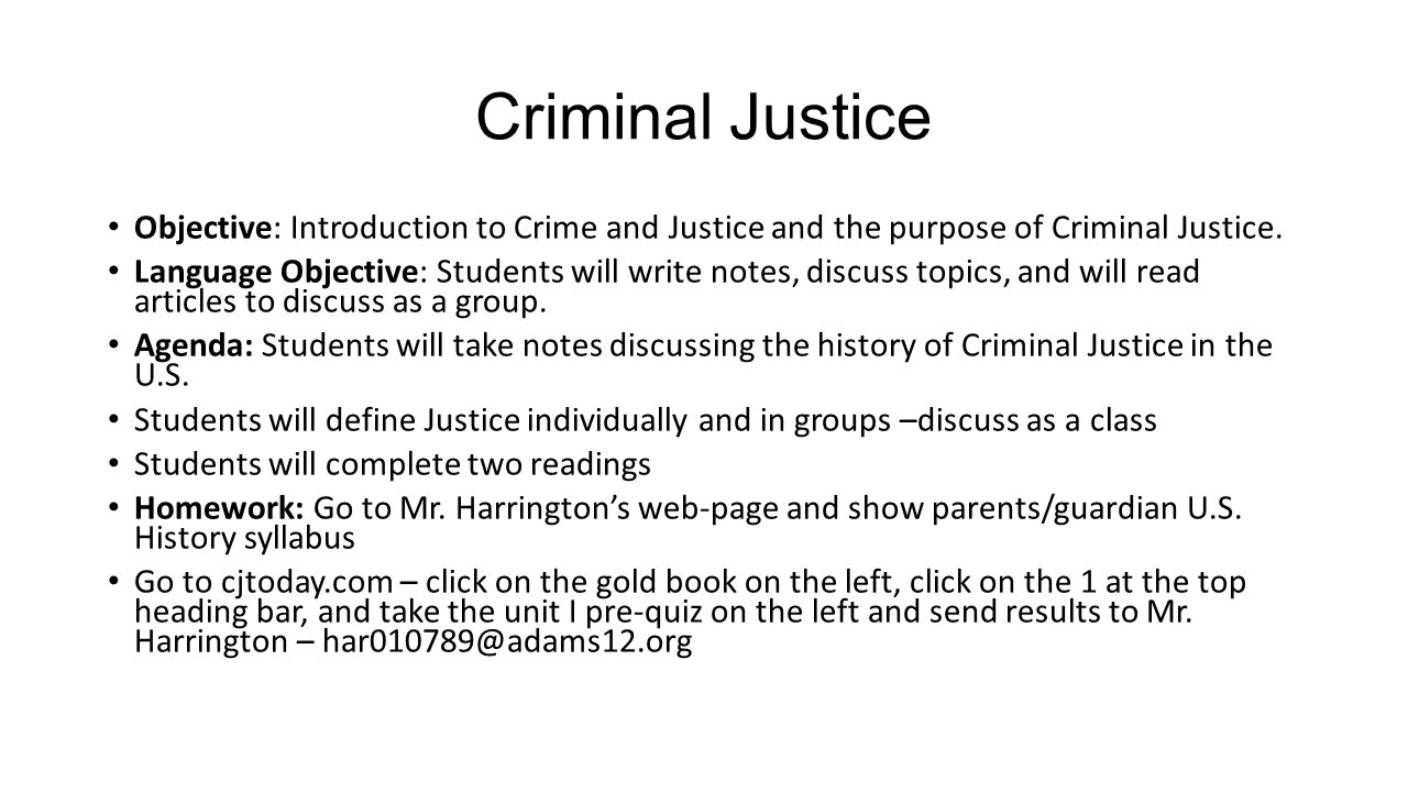 criminal law research paper Help with law research papers this page is written to give valuable help with writing research papers on law topics if you are not good at writing academic papers, then these tips will give you lots of insights into the entire process of good paper creation.