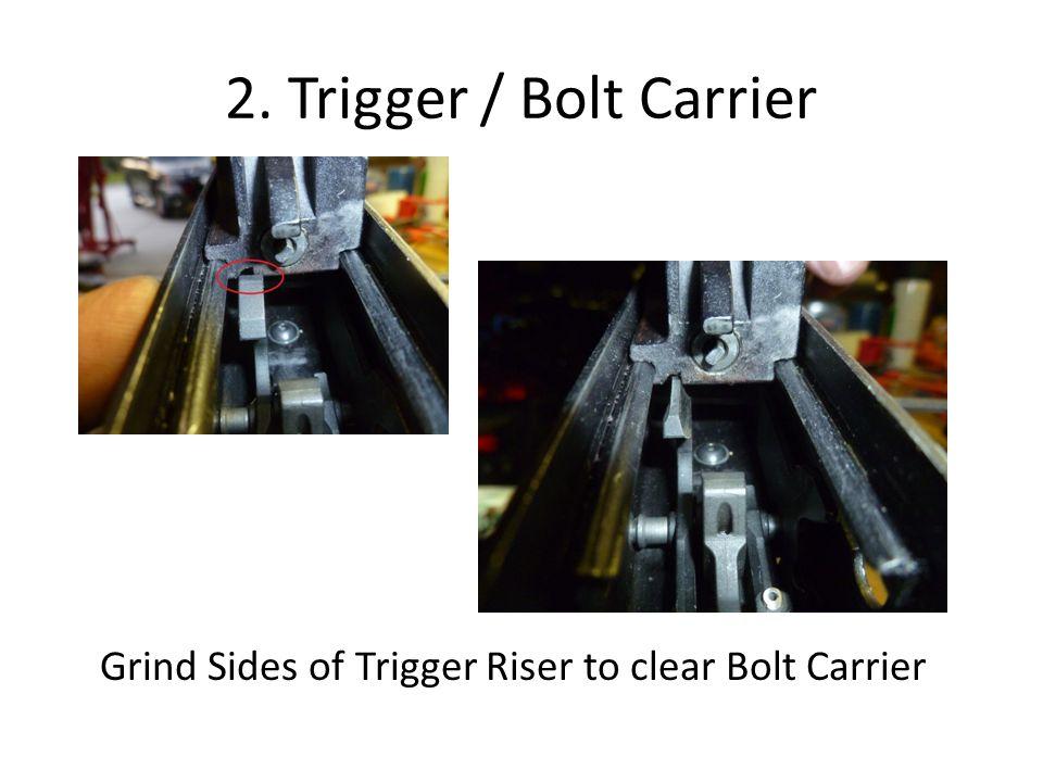 ALG AKT Trigger Install in Converted Saiga12 SBS - ppt video